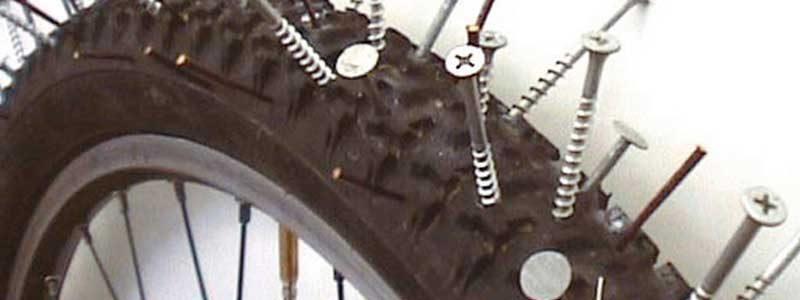 Solucionar pinchazo en rueda tubeless