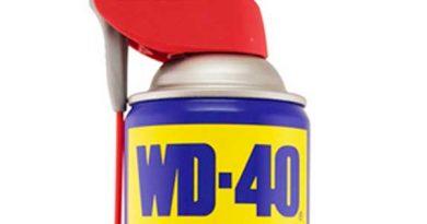 El DW40 no es bueno para la cadena de la Bicicleta