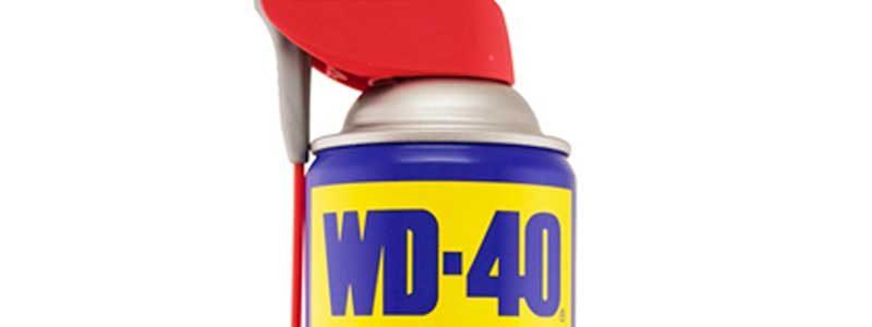 El DW40, no es bueno para engrasar la cadena de tu bici