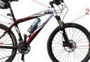 Engrase de la bicicleta