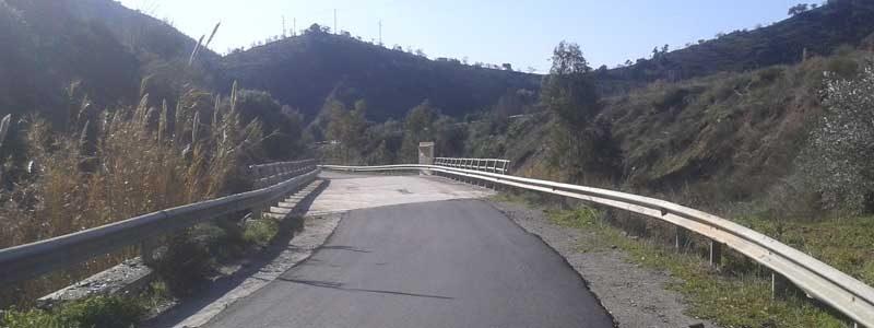 Ruta BTT Montes de Málaga Jotron Subida Llanos del Médico