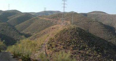 Ruta BTT Monte de Santi Petri por castilletes