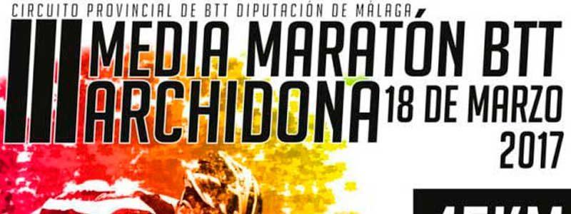 III Media Maraton Archidona