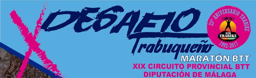 cartel X desafio trabuqueno mtb