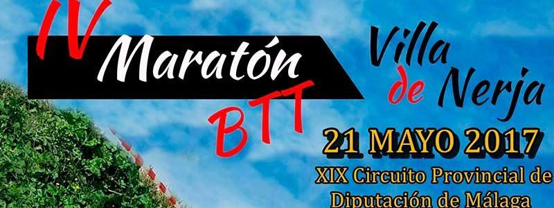 Maratón BTT Villa de Nerja 2017
