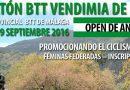 IV Maratón BTT de la Vendimia