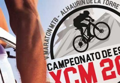 Campeonato de España Maratón XCM 2017 – V Maratón BTT Alhaurín de la Torre