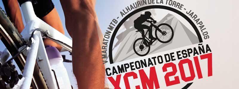 Campeonato de España Maratón XCM 2017 - V Maratón BTT Alhaurín de la Torre